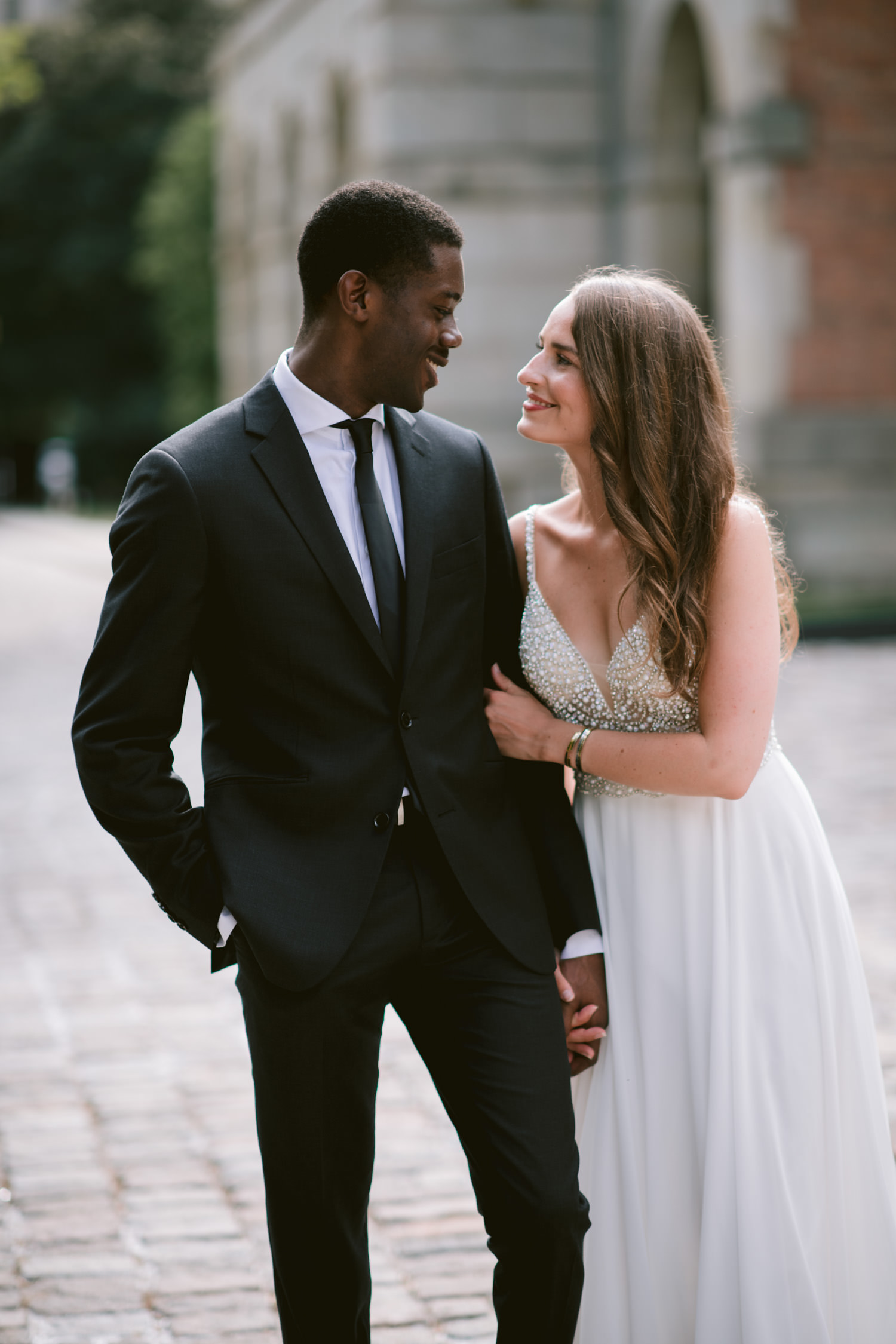 Elegant editorial wedding photography at Osgoode Hall Toronto by Eric Cheng photography