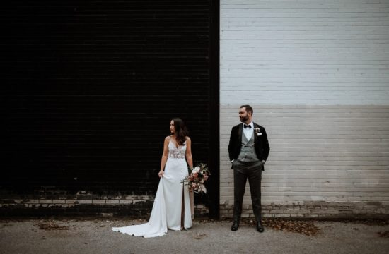 Toronto Downtown Wedding Photo Location