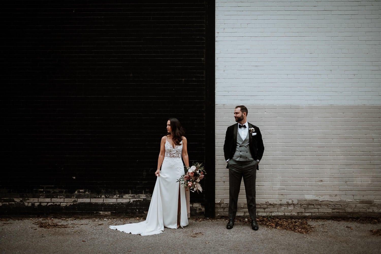 Toronto Downtown Wedding Photo Location