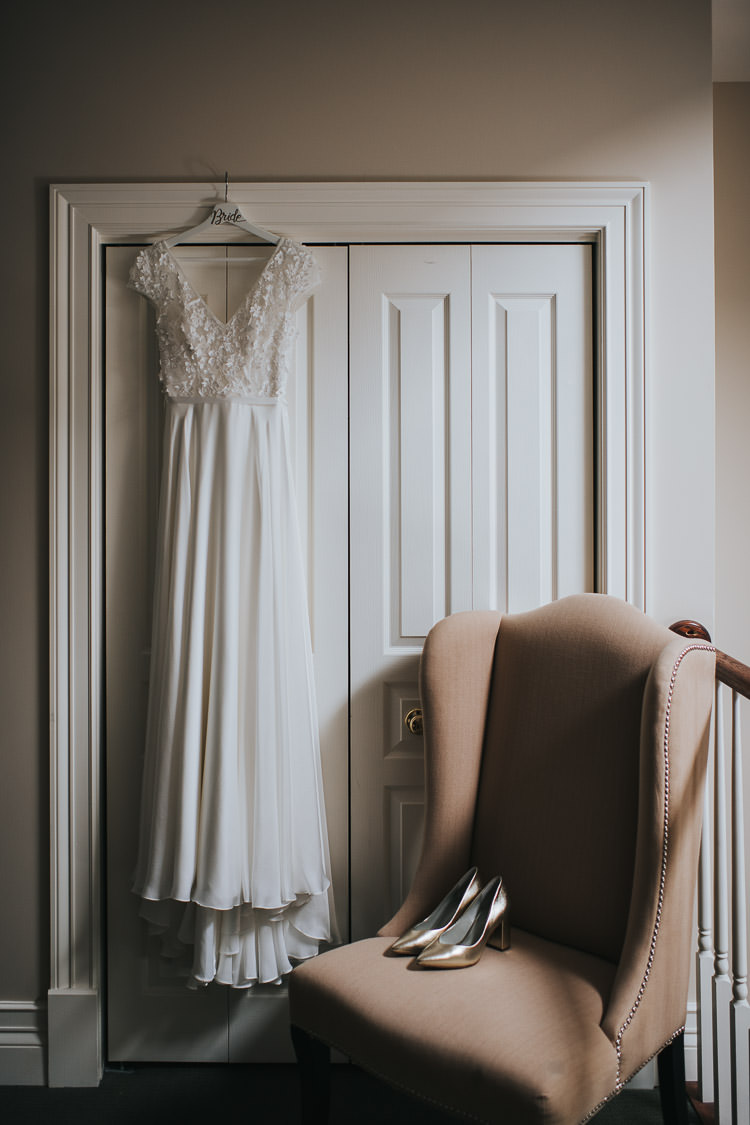 In On the Twenty Wedding Bridal Suite Detail