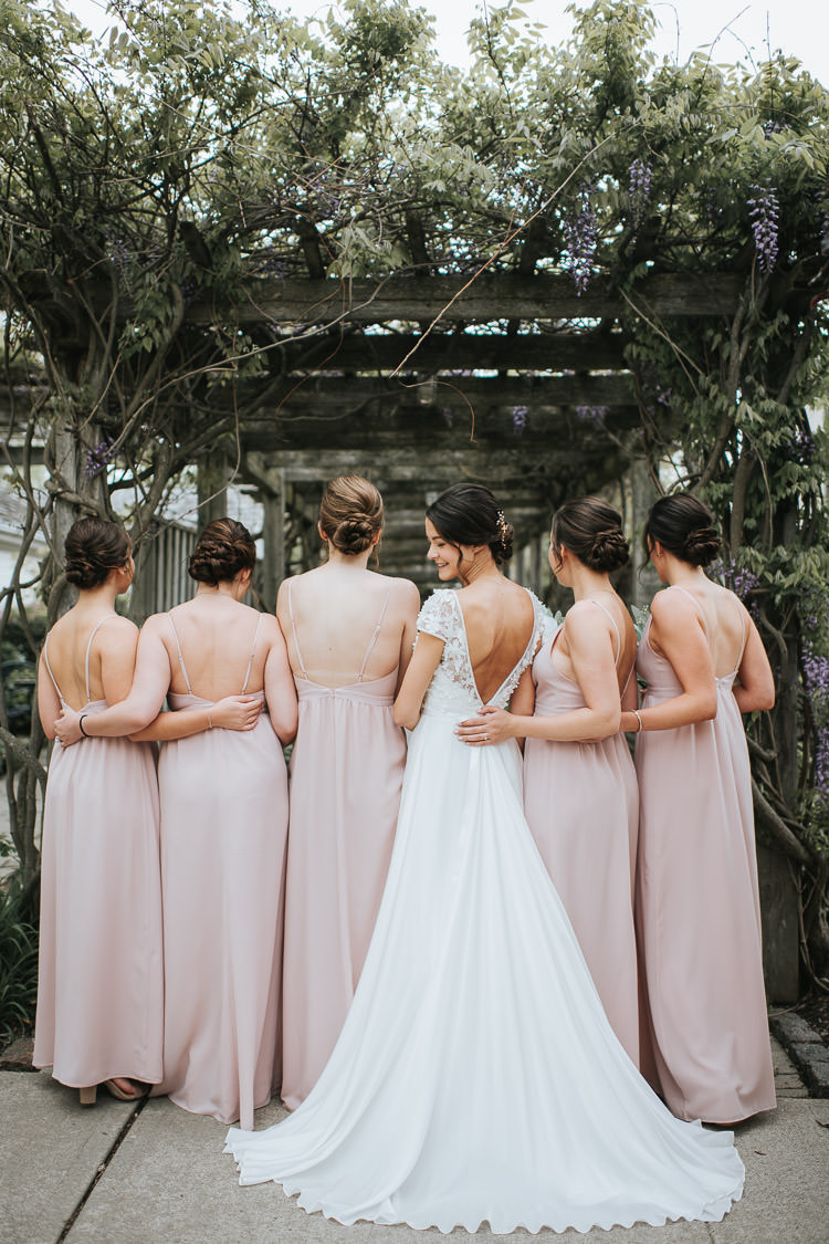 Bridesmaids photo at Inn On the Twenty