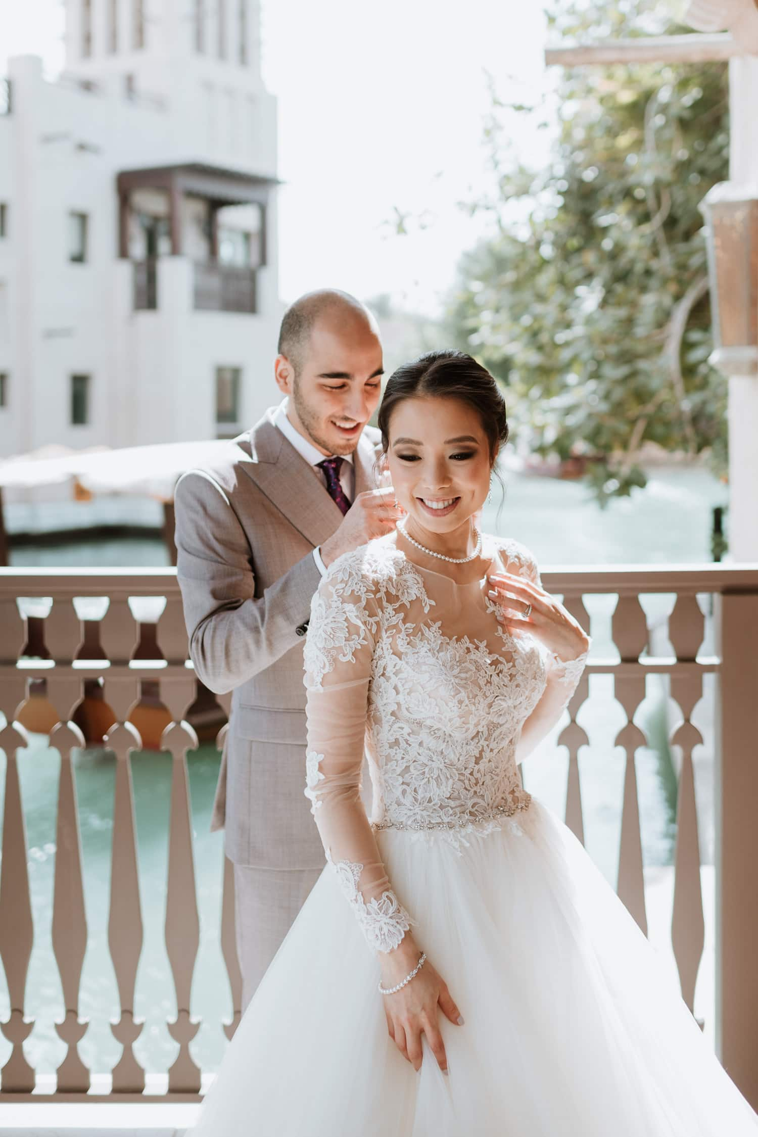 Luxury Dubai Wedding Jumeirah Al Qasr