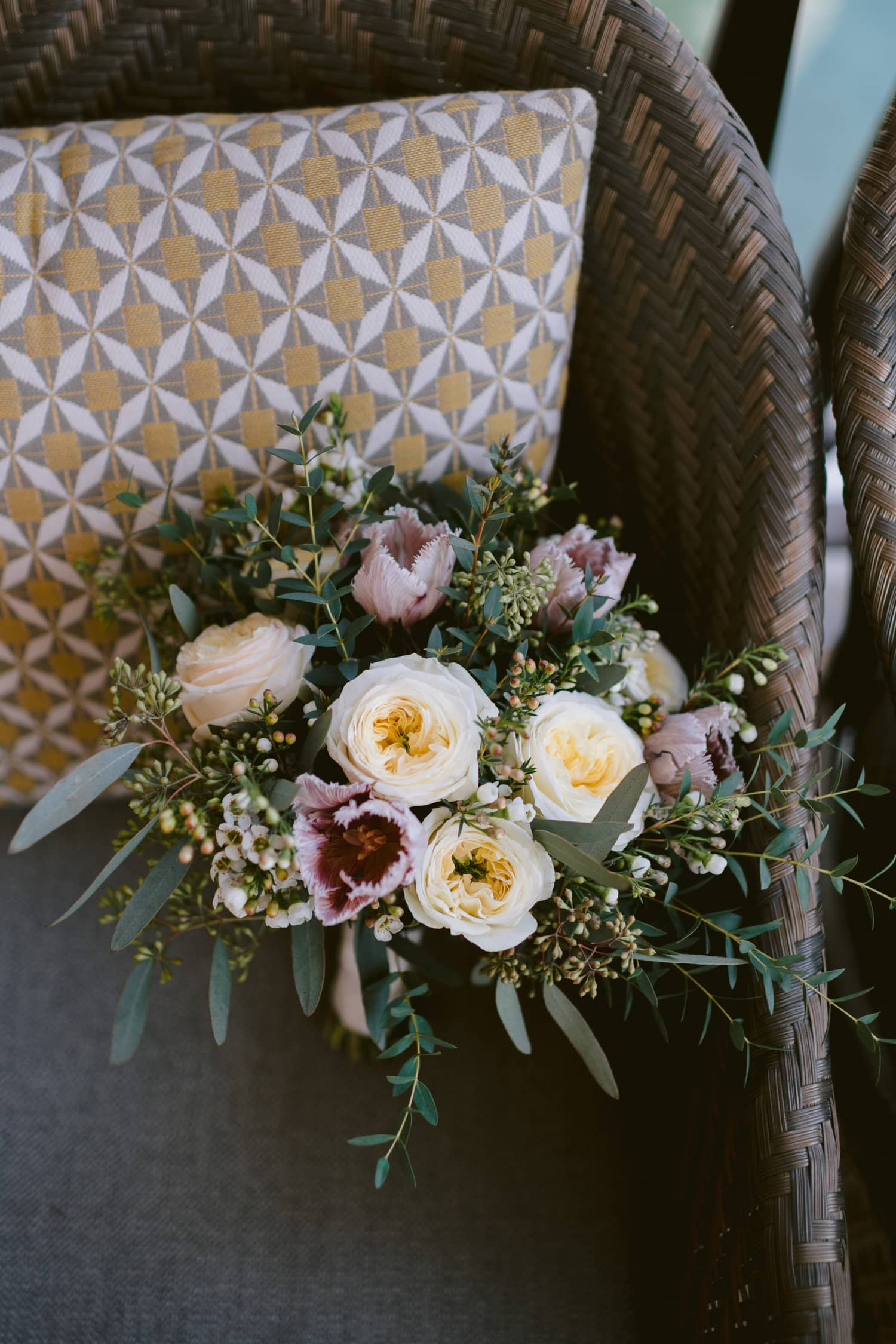 Whimsical Bouquet Detail