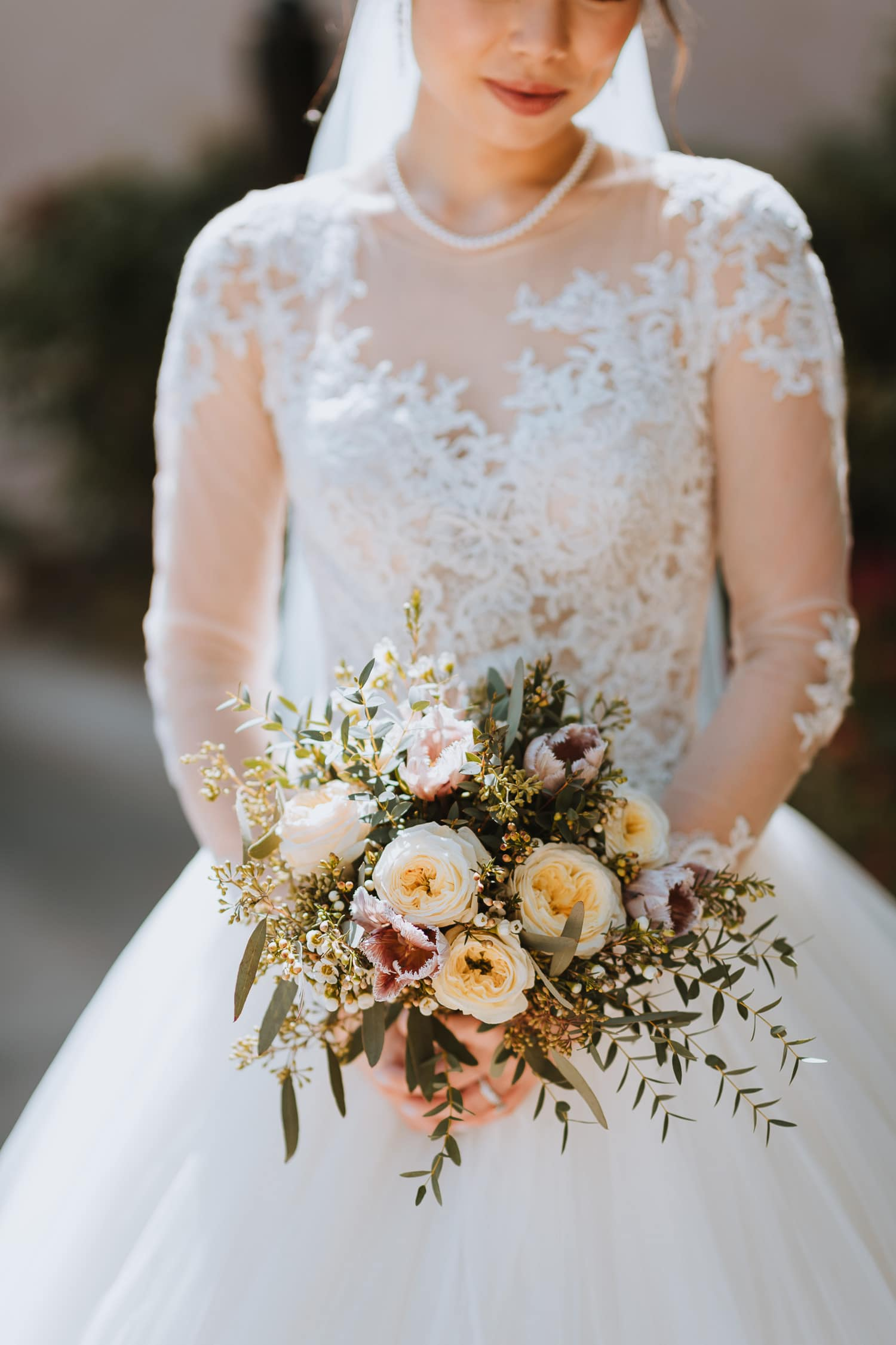 Whimsical Bride Bouquet