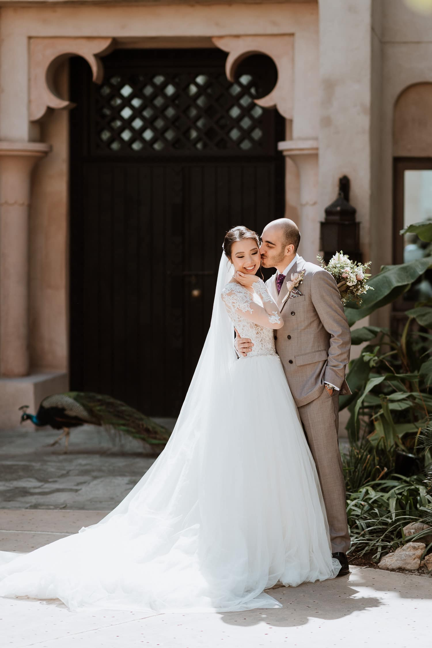 Dubai Resort Wedding Photo at the Jumeirah Al Qasr Dubai